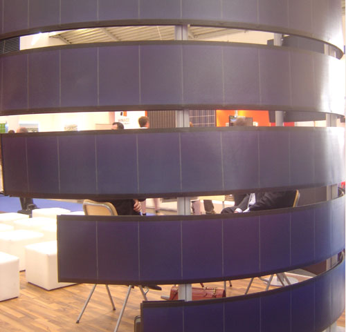 silicio amorfo - filme fino