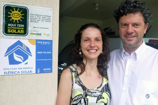 Marcelo Colle - Selo Solar